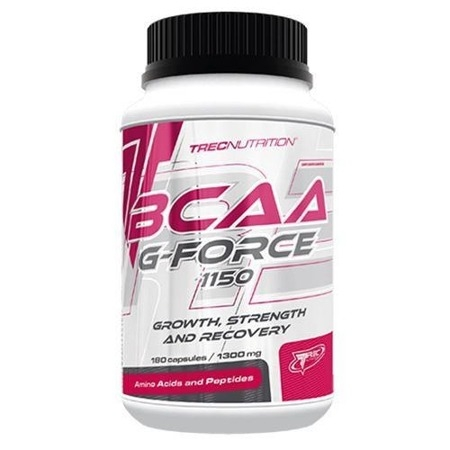 TREC BCAA G-Force - 180kaps