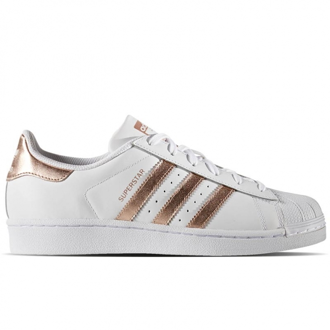 "ADIDAS Superstar ""Gold Stripes"" BA8169"