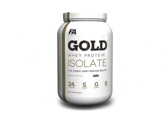 FA Gold Whey Protein Isolate 908g